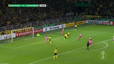 Borussia Dortmund score extra time winner to claim 3-2 win over Union Berlin in the DFB-Pokal