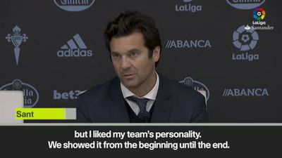 Solari still unsure about future after Real Madrid's fourth straight win