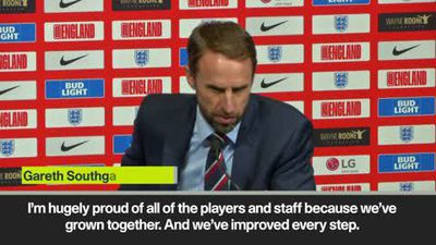 'I have not heard Wembley like that for years' Southgate