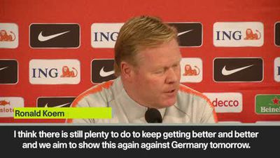 'Germany is more difficult to beat than France' Koeman