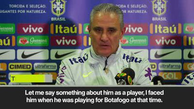 'Seedorf left me astonished' - Tite on Cameron boss as a player