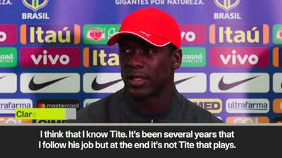 'Easier to play Brazil than Malawi' - Seedorf speaks before Cameroon match