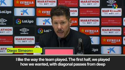 'An acceptable draw' for Atletico says Simeone as his side drop La Liga points at Girona
