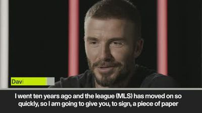 Beckham asks Neymar to join his MLS club Inter Miami