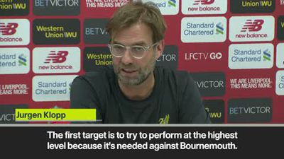 'Manchester City' don't feel pressure claims Klopp as Liverpool eye EPL top spot with win over Bo...