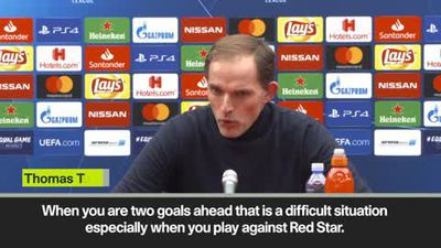 Tuchel - we showed we have the Champions League mentality
