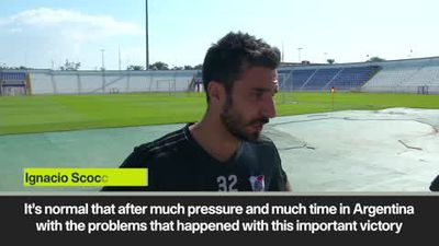 """Difficult to change your mindset after Copa Libertadores final"" says Scocco as River prepare for..."