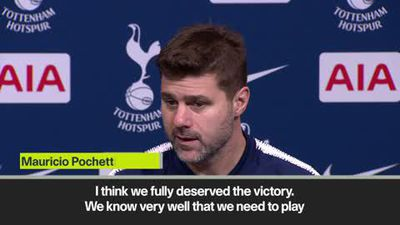 Pochettino relieved after Burnley win