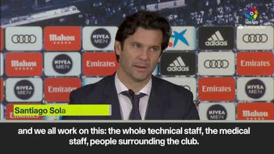 'I will make mistakes with starting XI' Solari explains leaving Isco out