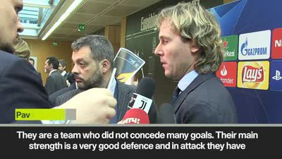 'Don't see many goals being scored' – Pavel Nedved on facing Atletico Madrid