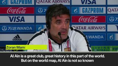 Al Ain want to write history against River Plate in the Club World Cup semi-final