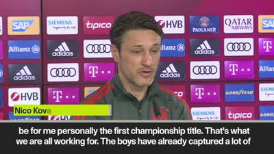 Kovac looks ahead to Liverpool Champions League R16