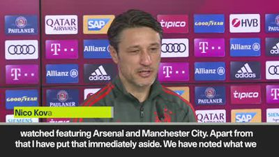 'I have only thought of Liverpool 3 times' Kovac on Champions League R16