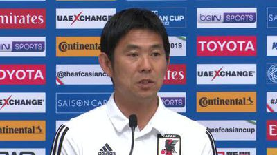 'I want the players to feel pressure' Japan's coach ahead of Uzbekistan game