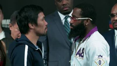 Broner - I will beat Pacquiao