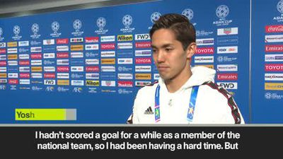 Newcastle striker Muto delight at goal in Asian Cup win for Japan
