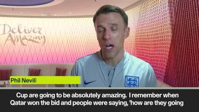 Qatar 2022 'could be one of greatest ever' Phil Neville