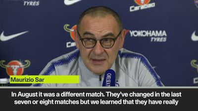 'This is a different Arsenal' Sarri