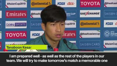 Thailand insist 'We are not Underdogs' ahead of China R16