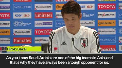 Japan expect tough match against Saudi Arabia in AFC Asian Cup round of 16 match