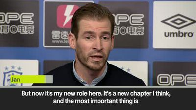 'I can't be compared to David Wagner' Jan Siewert presented as new Huddersfield coach