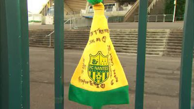 'He was adopted son' Nantes fans on Sala
