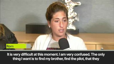'Please don't stop searching,' pleads tearful Sala's sister as plane rescue ends