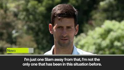 Djokovic targets Roland Garros slam after Australian Open success