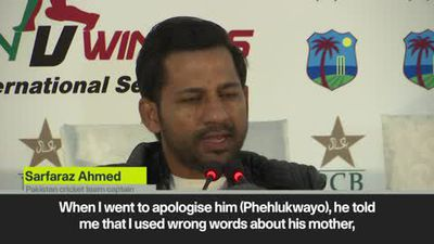 Ahmed reveals details of his apology to Phehlukwayo following 'race taunt'