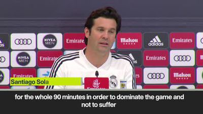 'I won't speculate on this farce' Solari on Ramos yellow card vs Ajax