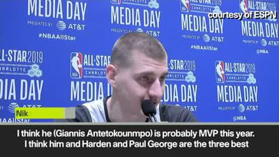 Players speak ahead of NBA All Star game