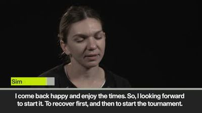 "Halep says her ""confidence is very high"" ahead of the WTA Dubai 2019 championship"