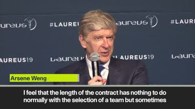 Wenger on Ozil in a 'comfort zone' after signing new contract