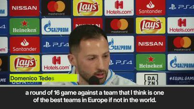'Man City one of the best in the world' - Schalke head coach Tedesco