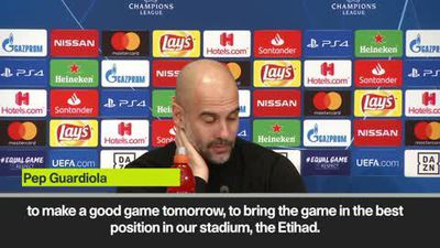 Man City have 'many dreams' Guardiola ahead of Schalke UCL tie