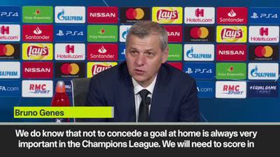 'Lyon could have done a better job in second half' Genesio