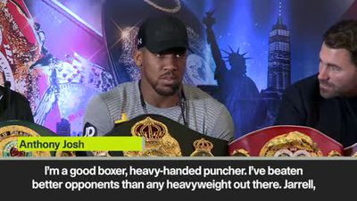 'I'll reconstruct your face' - Joshua sends brutal warning to Miller