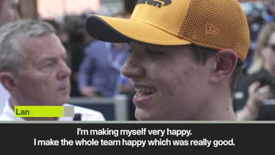 Reactions after Australian GP qualifying