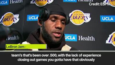 LeBron James on free transfer targets for Lakers