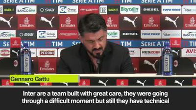 'A fool would've said this match is easy' - Gattuso