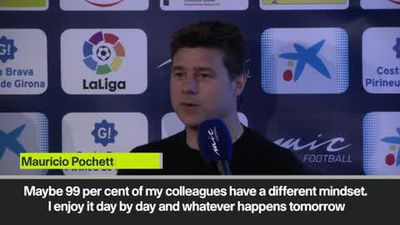 Pochettino does not regret missing out on Real Madrid job