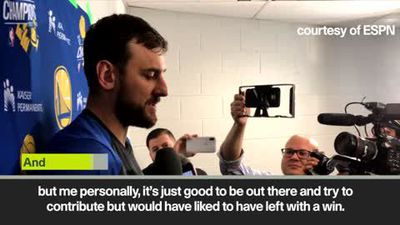 'Me and Green have each other's backs' Bogut after his NBA return