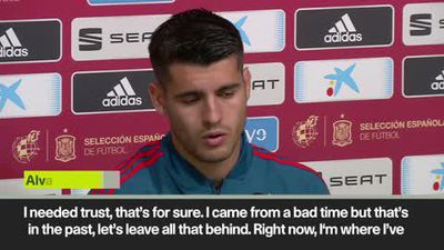 'This last week we've been f***ed up' Morata on Griezmann rumours