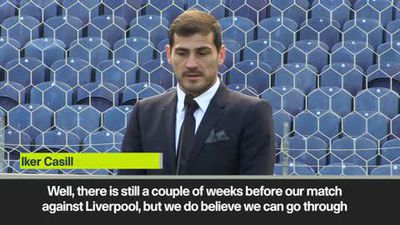 ' Huge respect for Liverpool' - Casillas on UCL opponent
