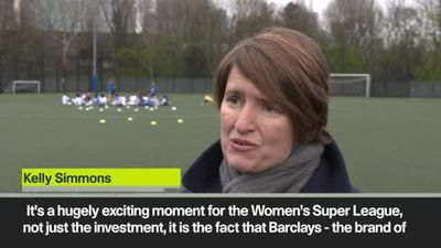 English Women's Super League gets record sponsorship deal