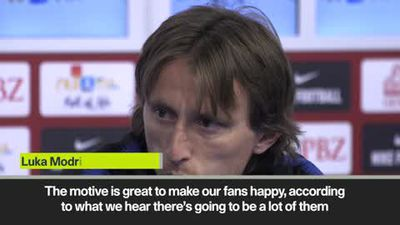 'Extra motivation' for Modric for Euro 2020 qualifier