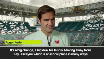 Federer and Djokovic on 'bold' stadium move