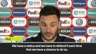 World Cup winners 'France have to set new goals' Lloris