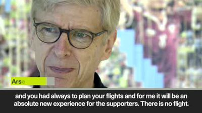Qatar World Cup 'more comfortable' for competing teams says Wenger