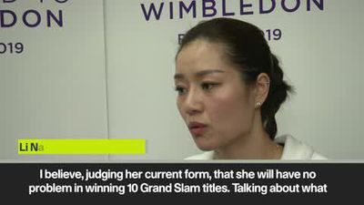 'Osaka will win 10 Grand Slam titles' - Li Na